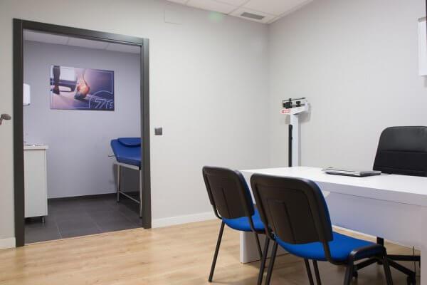 la physiothérapie consultation